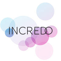 Incredo logo and corporate identity