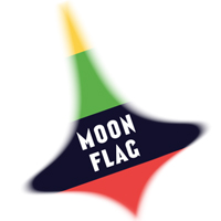 Moon Flag logo