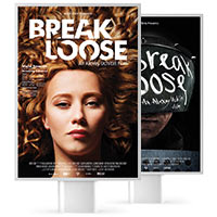 Movie posters for Break Loose