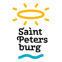 Saint Petersburg tourist logo