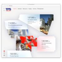 TPS Real Estate website